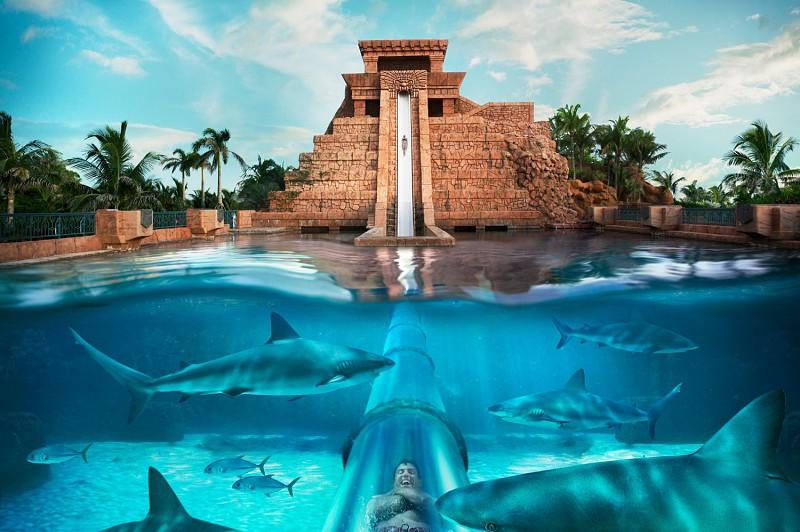 Os 28 parques aquáticos mais emocionantes (e assustadores) do mundo