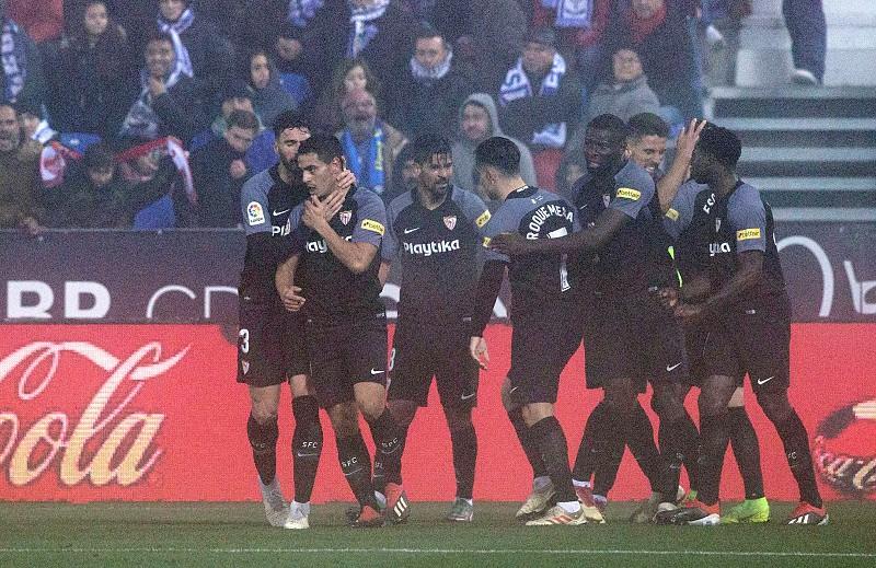 Sevilha arranca  a ferros  empate no terreno do Leganés - La Liga ... 94ca747ffba59