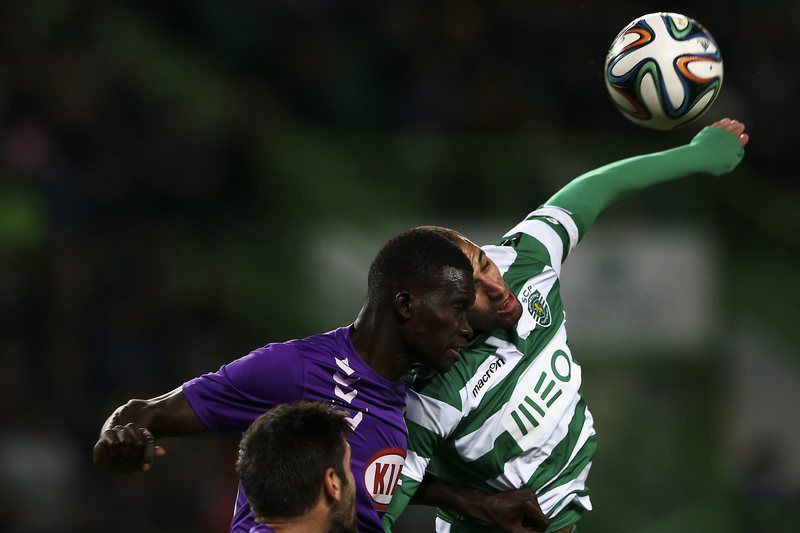 Sporting vs V. Setúbal • LUSA