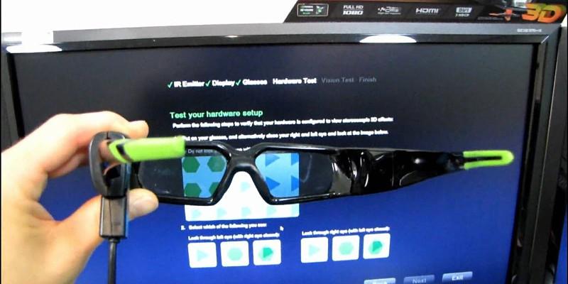 f894ac0f6ec2f Nvidia vai terminar o suporte a óculos 3D Vision - Computadores ...