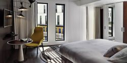 O hotel mais cool de Paris
