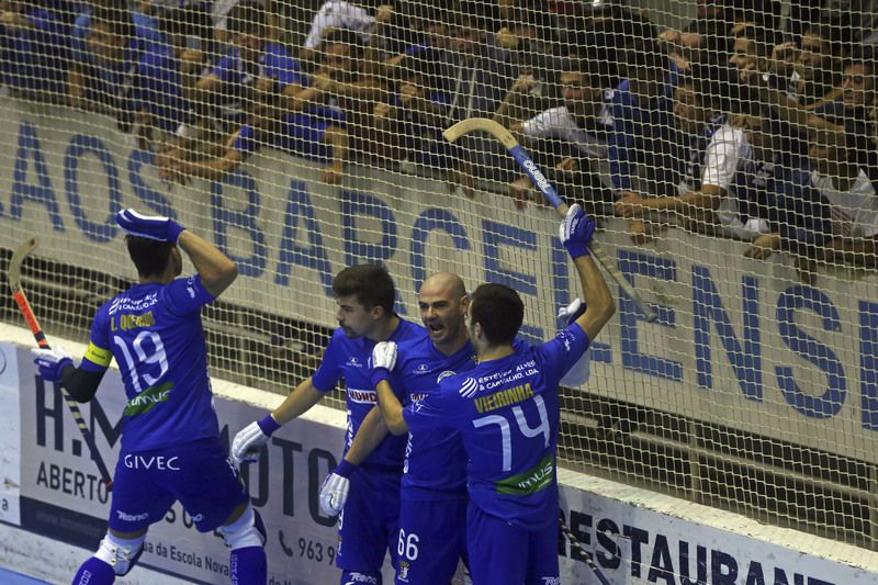 Hóquei Barcelos quer revalidar conquista da Taça CERS Óquei de Barcelos SAPO  Desporto 432c5adafb238