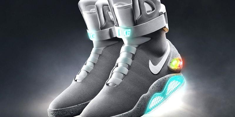 4808f0dfbfb Nike apresenta amanhã ténis com atacadores automáticos controlados por  smartphone