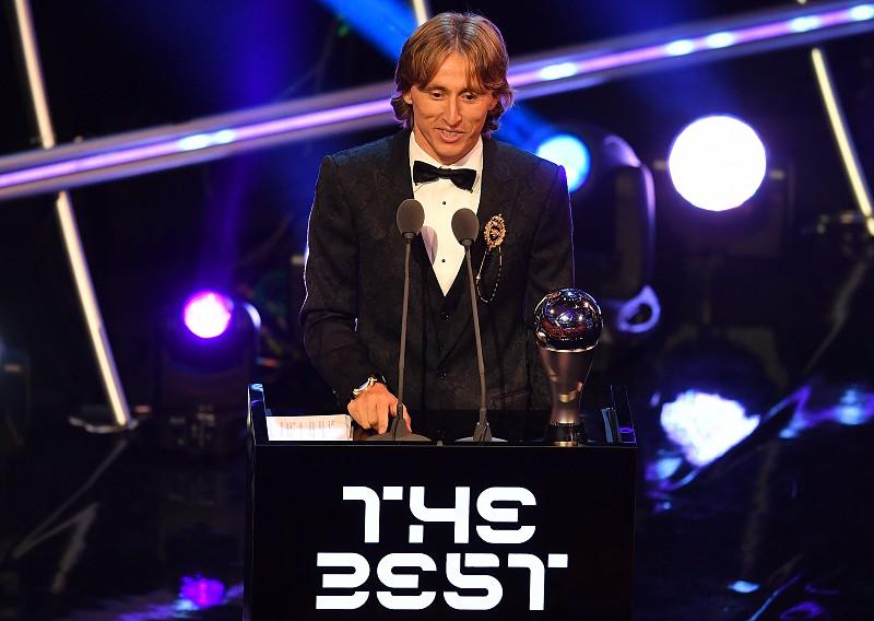 The Best 2018  Modric como Iniesta. Salah ou Ronaldo. As discussões que se 117e7a1a29beb