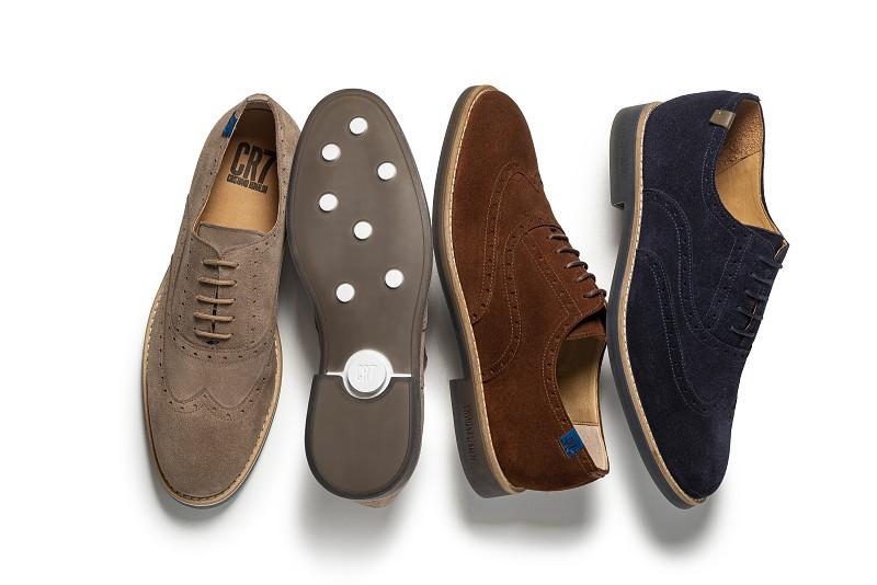 f6d1c7b4b CR7 lança nova coleção de calçado e acessórios - Atualidade - SAPO ...