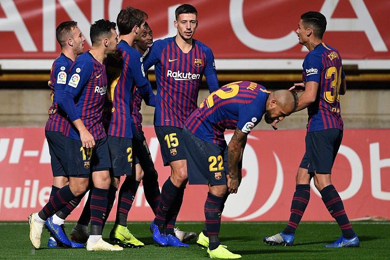 FC Barcelona indisponível para jogar partida da liga espanhola em Miami abdfb44fb4faf