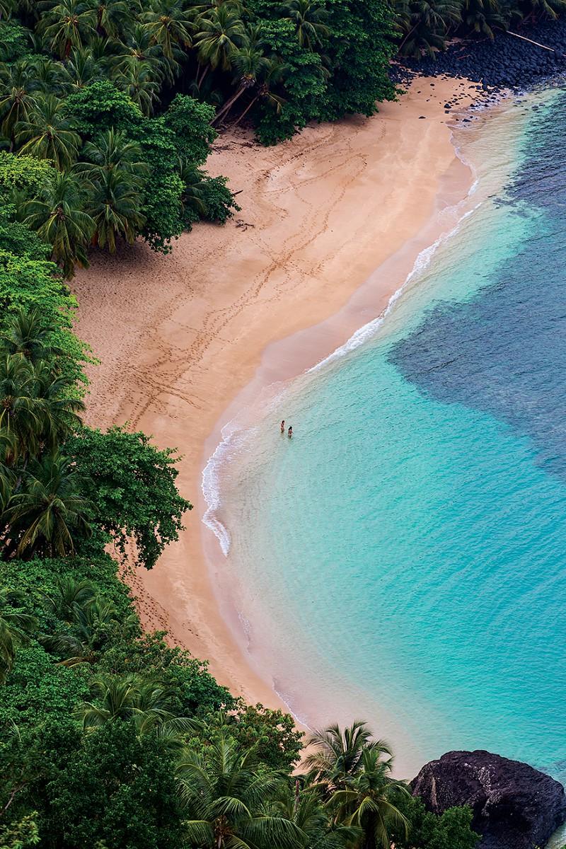 São Tomé e Príncipe: As ilhas do leve, leve!