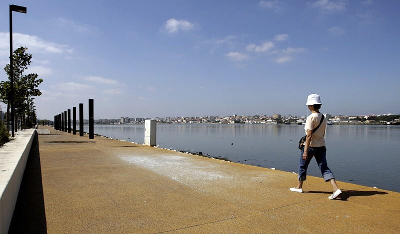 Porto de recreio e eco-resort são dois dos projetos do Seixal para a ... 778a6c5d961ef