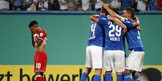 d49614a76a Estugarda eliminado por equipa do terceiro escalão da Taça da Alemanha