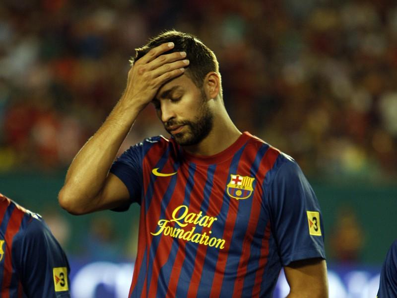 a7fdf13842 Piqué lança ataque a José Mourinho - La Liga - SAPO Desporto