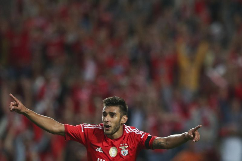 Salvio ? Benfica vs Arouca ? JOS