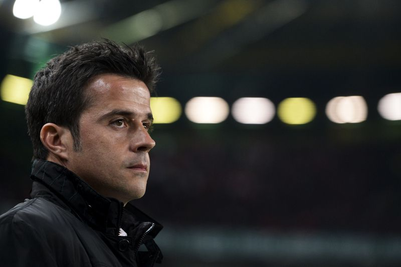 Marco Silva • Treinador do Sporting.