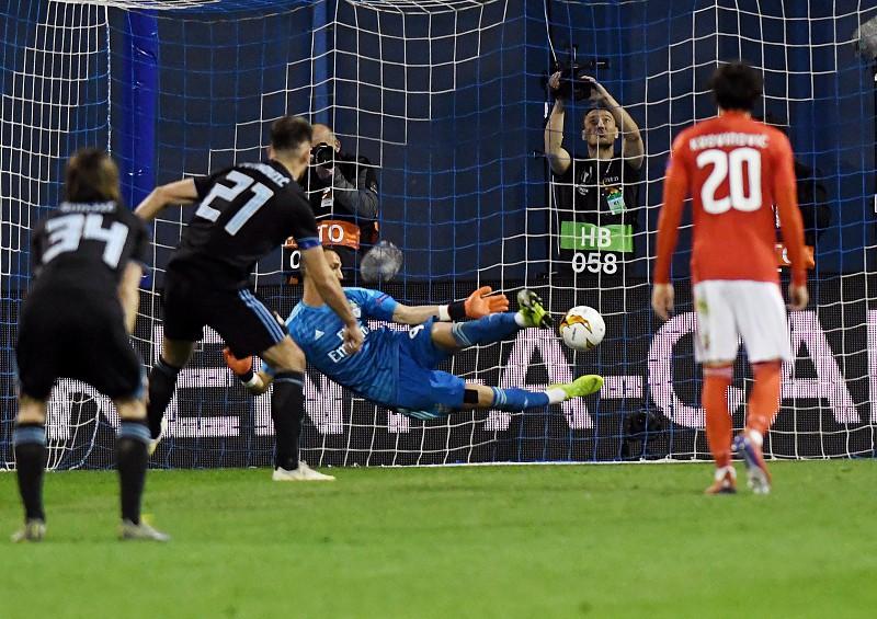 dínamo zagreb - SL Benfica