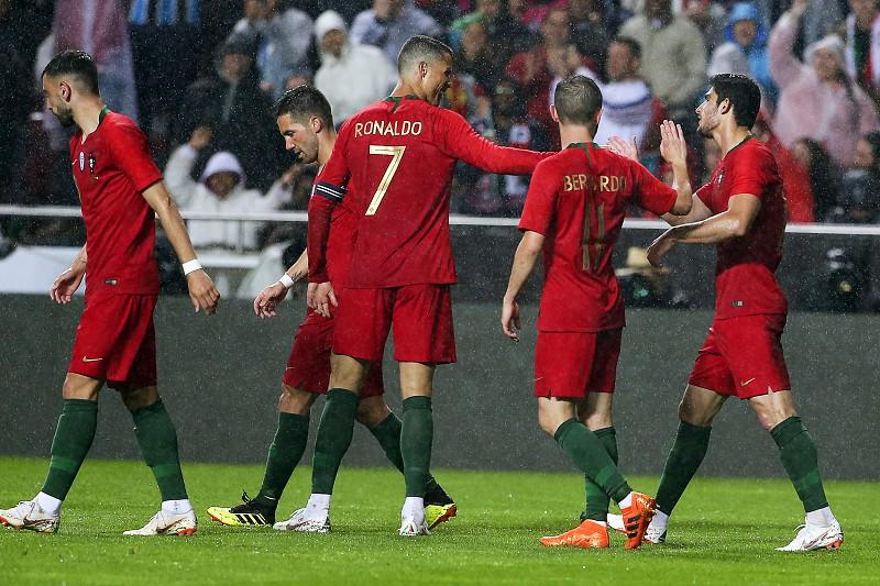É hoje! Portugal estreia-se no Mundial 2018 frente à Espanha ... b29f545a983b5