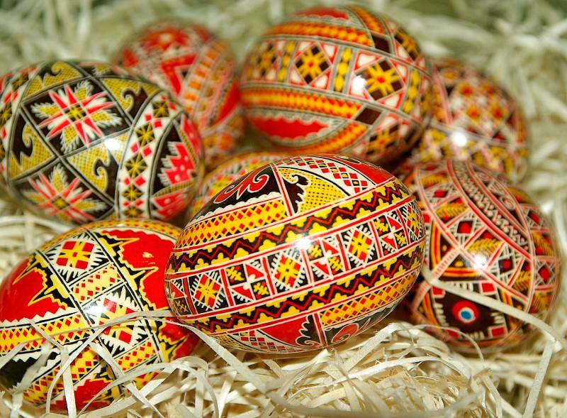 Páscoa: Ovos de encantar fazem parte das tradições europeias