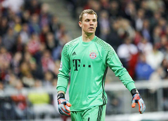 Mundial2018  Neuer incluído em lista de 27 pré-convocados da Alemanha df37a504b77ce