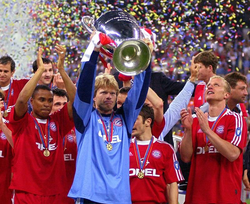 Oliver Kahn apontado à presidência do Bayern Munique