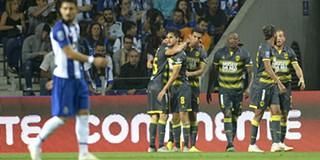ce2165ae1f FC Porto 1-1 Chaves  Eustáquio  gela  o Dragão no segundo jogo