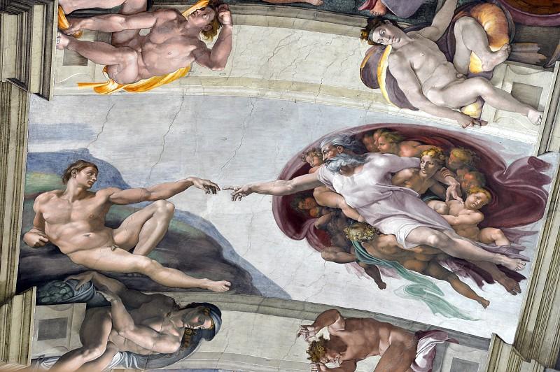 Capela Sistina recebe espetáculo multimedia que une arte, beleza e tecnologia