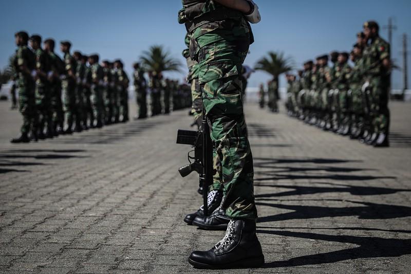 9a159a0e71047 Militar morre em quartel dos Comandos na Carregueira - Atualidade ...