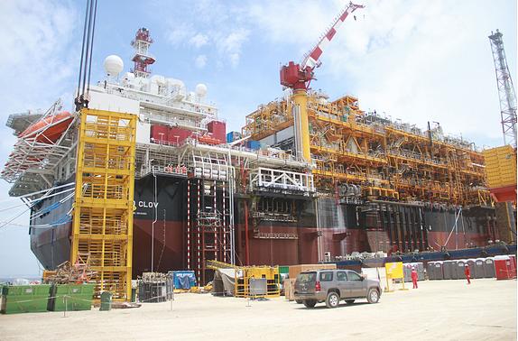Descoberto poço de petróleo com mais de 150 milhões de barris