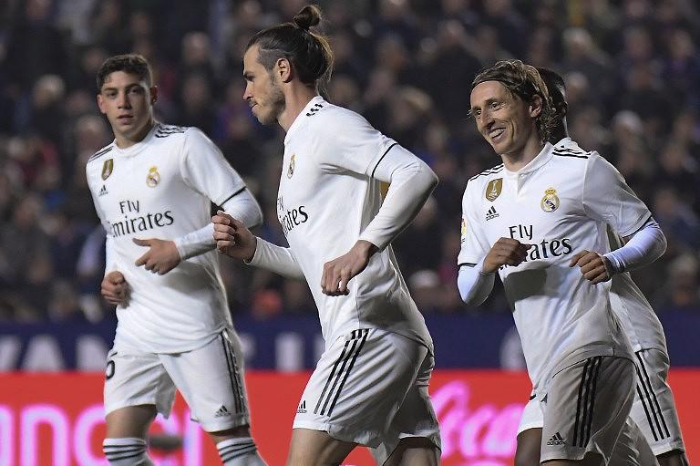 a588d1bab8 Bale perde a paciência em semana de clássicos Real Madrid-Barcelona ...