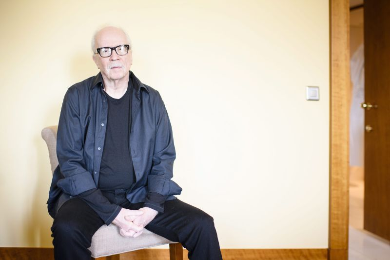 John Carpenter: realizador do primeiro