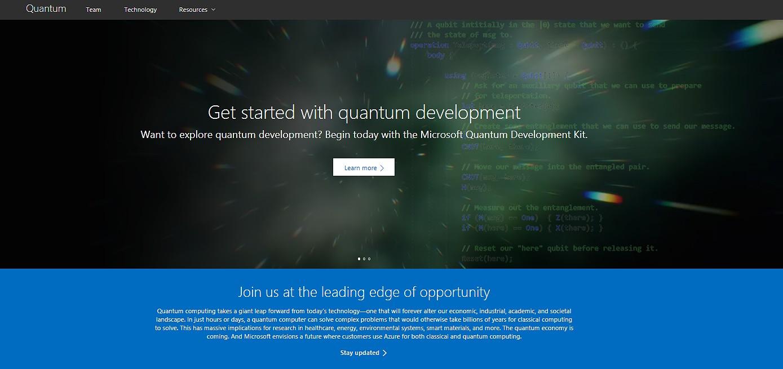 tek quantum computing