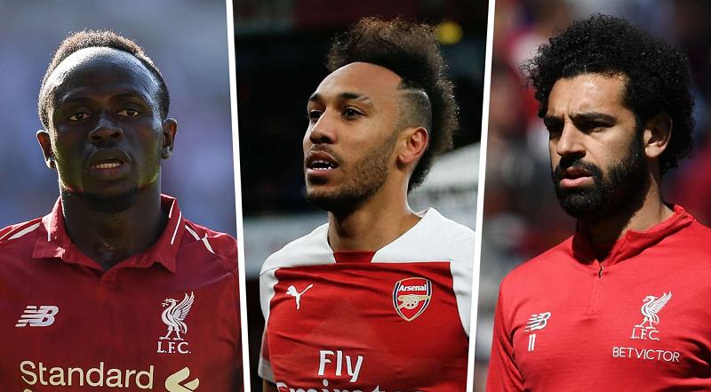 Três jogadores africanos conquistam bota de ouro na Liga Inglesa