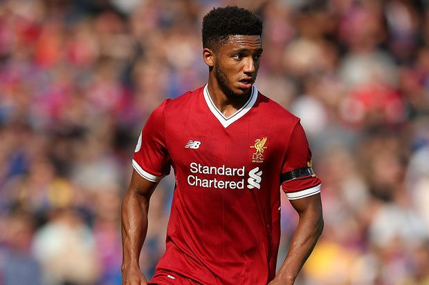 LC: Joe Gomez convocado para visita do Liverpool ao FC Porto
