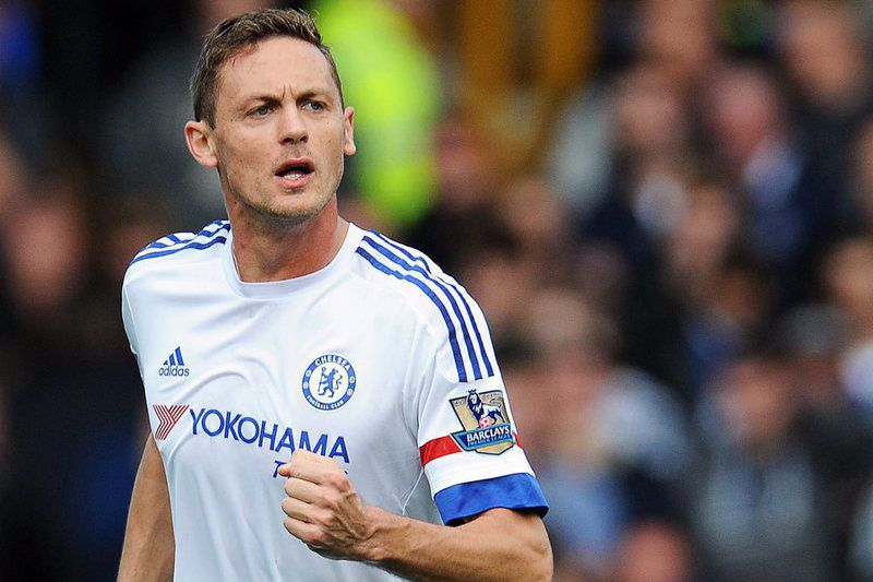 Nemanja Matic • PETER POWELL / EPA