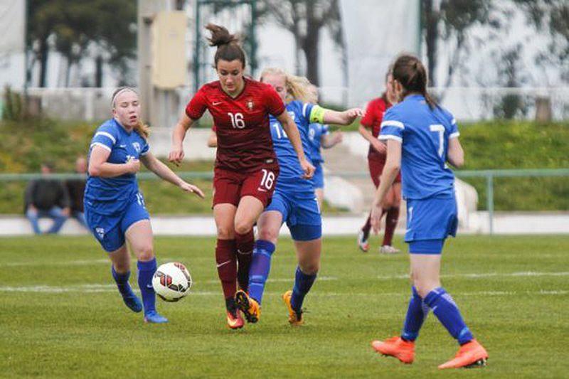 Seleção feminina de sub-19 vence Finlândia em amigável - Campeonato ... fee1d8515b151