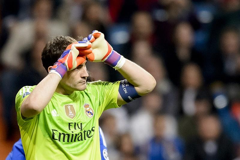 8853666fd7 Casillas de saída do Real Madrid - La Liga - SAPO Desporto