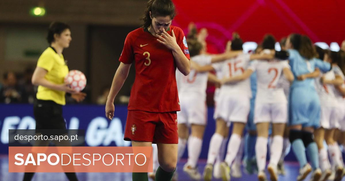 Espanha goleia Portugal e é a primeira campeã da Europa de Futsal feminino  - Futsal - SAPO Desporto 1dc908cffd68f