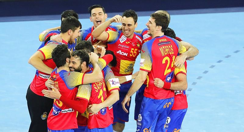 Espanha campeã da Europa de andebol pela primeira vez - Desporto ... 879b9ecdb5c76