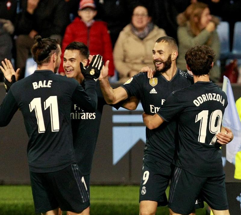 Casemiro e Nacho desfalcam Real Madrid por várias semanas - La Liga ... 046242feccfc7