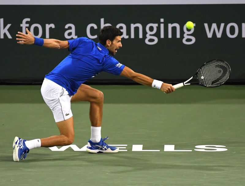9ac07197661c2 Novak Djokovic cai na terceira ronda de Indian Wells - Ténis - SAPO ...