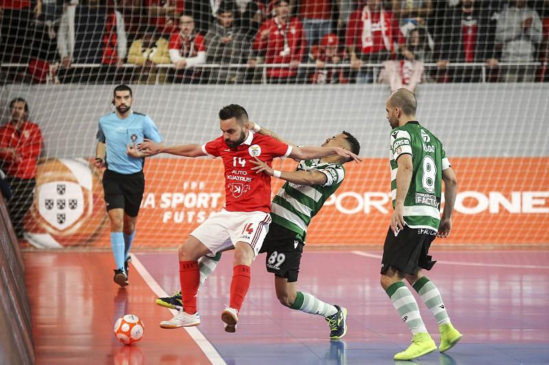 Benfica quer