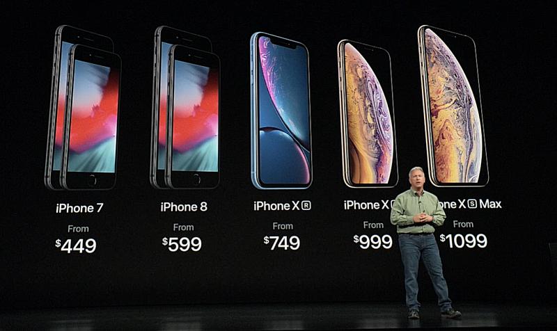 7c65b1d81 iPhone Xs e Xr  em Portugal os preços são mais altos - Equipamentos ...
