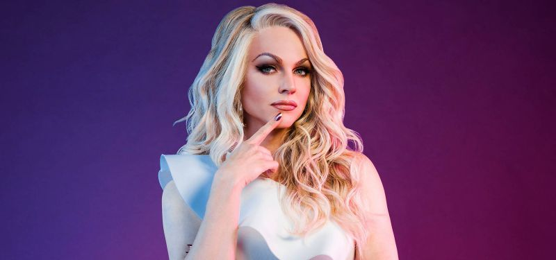 Drag queen Courtney Act fora da Eurovisão: Kate Miller-Heidke vai representar a Austrália