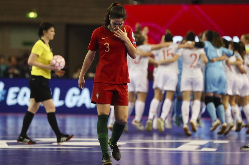 f14e01b4f7 Marcelo expressa orgulho na seleção feminina de futsal e felicita vice -campeãs