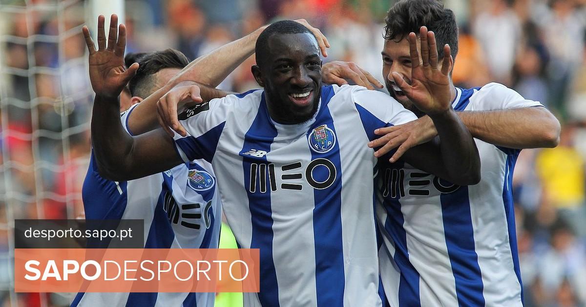 6705a1d56caf3 FC Porto revela quanto pagou por Marega