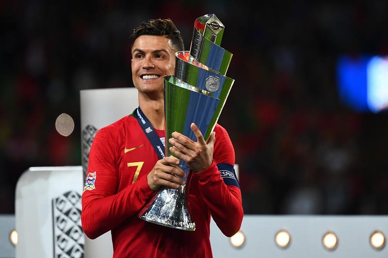 Cristiano Ronaldo nomeado para o prémio de melhor jogador do ano