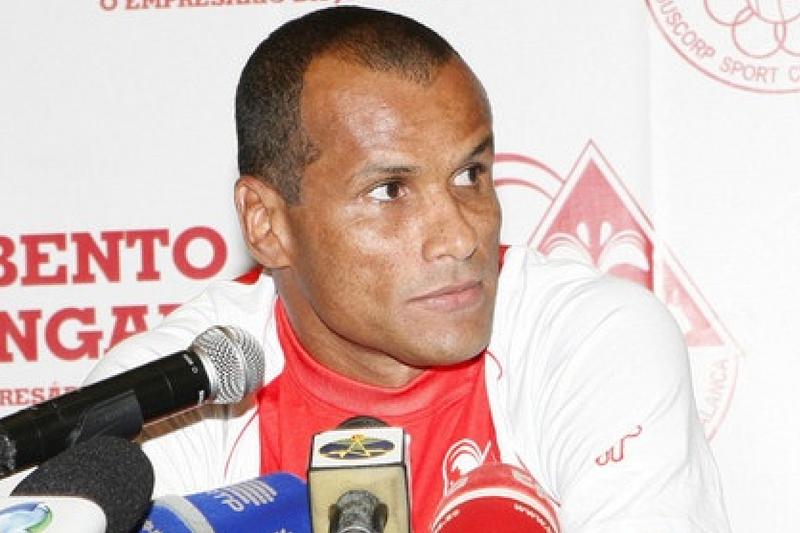 Federação Angolana sem comprovativo do pagamento a Rivaldo