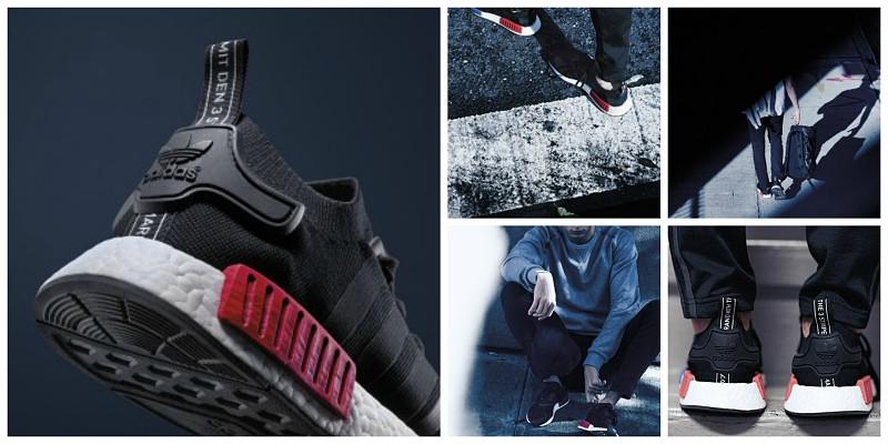 9789a26d7a295 Adidas Originals NMD  o passado inspira o futuro - Atualidade - SAPO ...