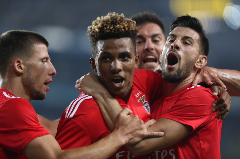 'Motor' Gedson carrega o Benfica para o