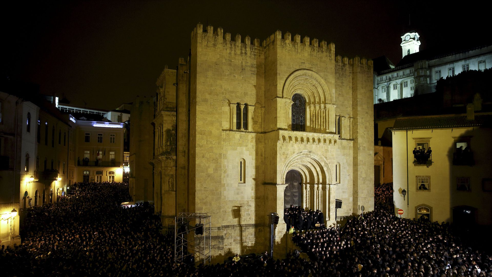 Serenata monumental da Queima das Fitas de Coimbra