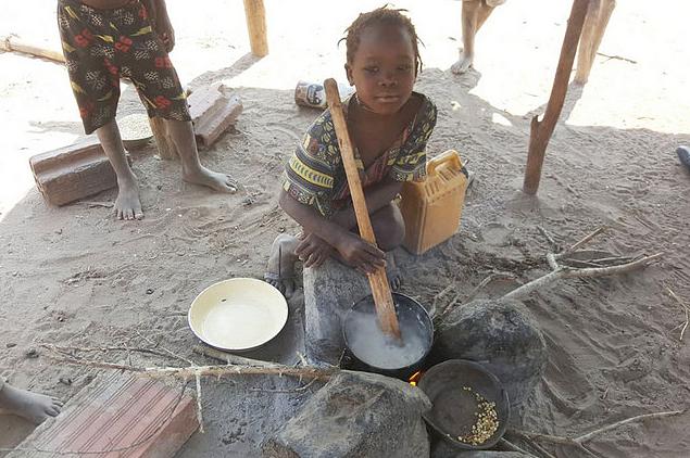Má nutrição provoca 150 óbitos em seis meses na província de Benguela