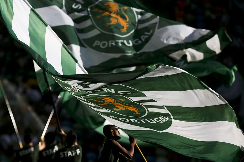 Bandeiras do Sporting