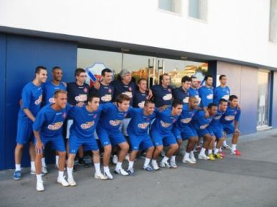 A equipa de futsal do Restelo venceu este sábado a final da taça de  Portugal. Este foi o primeiro título na sua história aaad5f2adeb23